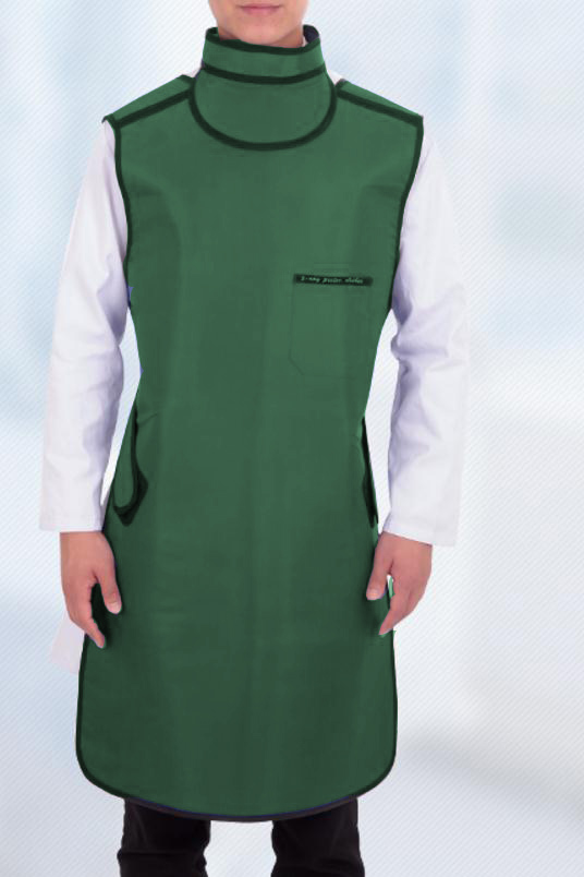 0.35mmpb X-ray protective apron with collar, hospital, clinic, business protection,Security inspection machine protection0.35mmpb X-ray protective apron with collar, hospital, clinic, business protection,Security inspection machine protection