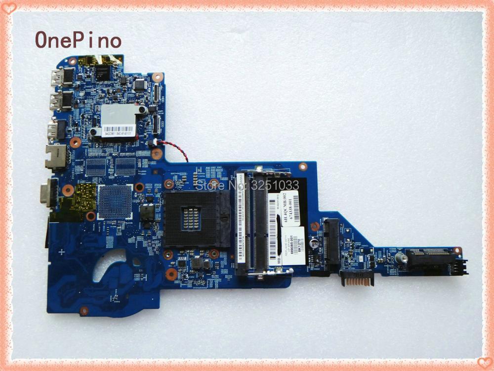 669085 001 for HP DM4 DM4 3000 DM4T 3000 NOTEBOOK 48 4QC05 011 Laptop motherboard DDR3