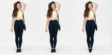 women jeans,high waist denim jeans,slim casual sexy pencil pants,washed jeans women trousers skinny jeans C0185