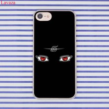 Anime Naruto Akatsuki Cover Case for iPhone X XS Max XR 6 6S 7 8 Plus 5 5S SE 5C 4S 10