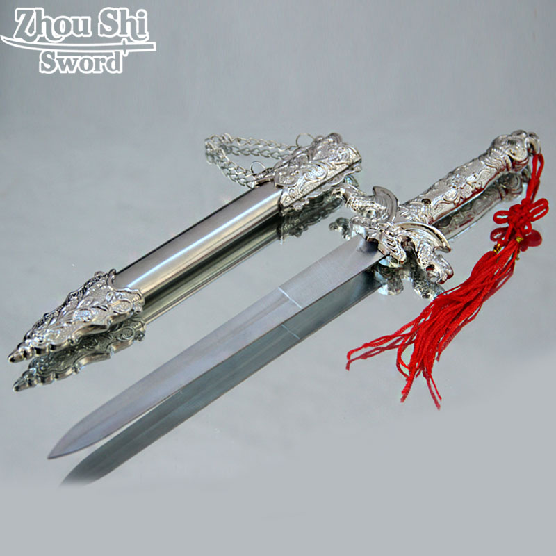 Home Decorations Hawk Beautifully Carved Gifts Small Sword Cosplay Props Stainless Steel Blades Exquisite gift