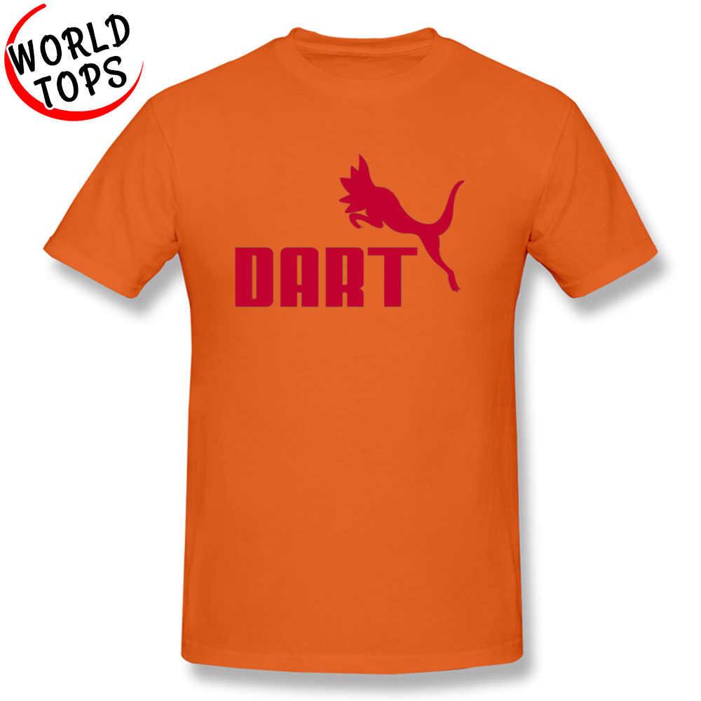 คนแปลกหน้า Demogorgon DART Tshirt สีแดงโลโก้ Designer 3D Doodle พิมพ์ผู้ชาย T เสื้อธรรมดาสีดำขนาดใหญ่ Tee เสื้อ Homme