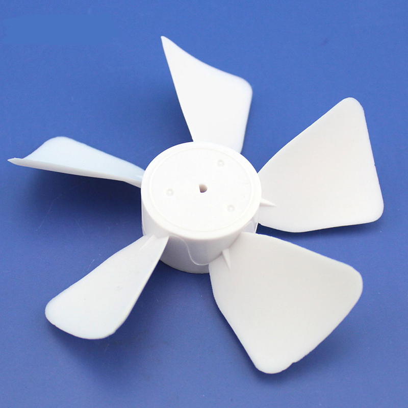 Gale leaves/white propeller/fan blades/3mm D shaft /technology model parts/toy accessories/ rc model boat ship drive shaft universal joint 3 blades propeller sleeve nut gasket bearing for 2 3mm 3mm 3 175mm 4mm 5mm motor
