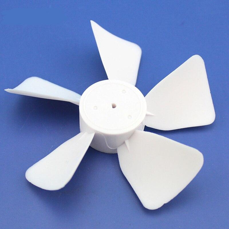 Gale leaves/white propeller/fan blades/3mm D shaft /technology model parts/toy accessories/ 10pcs diameter 57 60mm 2mm hole 4 blade propeller plastic blades toy accessories diy model accessories technology model parts