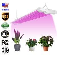 80W Led Grow Light Full Spectrum Led Grow Lights Strip High Power Pendant Lights for Plant Growing Hydroponic Seedling Flowers