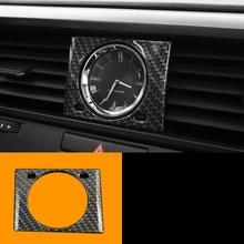 lsrtw2017 car-styling car clock trim for lexus rx200t rx350 rx450h 2015 2016 2017 2018 AL20