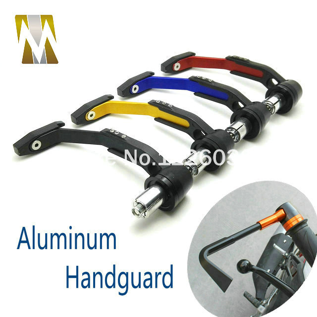 Motorcycle Parts In Delaware Mail: ALUMINUM MOTOCROSS HANDGUARD MOTORCYCLE FALLING PROTECTION
