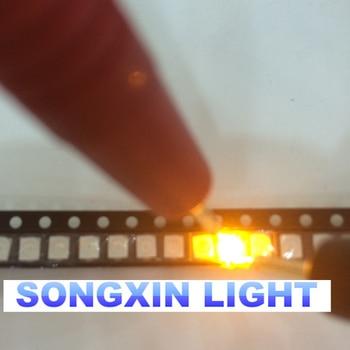 500 шт. желтый силовой Топ 1210 3528 SMD SMT PLCC-2 1500MCD ультра яркий светодиодный светильник XIASONGXIN оптовая продажа