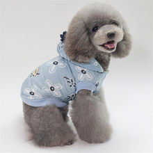 Cute Pet Dog Clothes for small and large dog Puppy Winter Warm Hoodie Supplies For winter jacket Costume