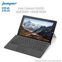 Оригинальный Jumper ezpad 6 Plus Tablet PC Windows 10 Intel Celeron N3450 6 ГБ Оперативная память 64 ГБ Встроенная память HDMI