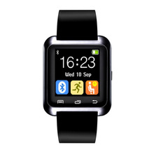 Fashion U80 Bluetooth Smart Watch With Calls Reminder Message Sync and Sport Monitor For iPhone,Samsung,Huawei and HTC.