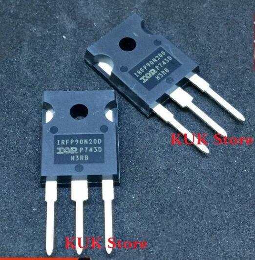 Original 100% NEW IRFP90N20D IRFP90N20DPBF TO-247 10PCS/LOT
