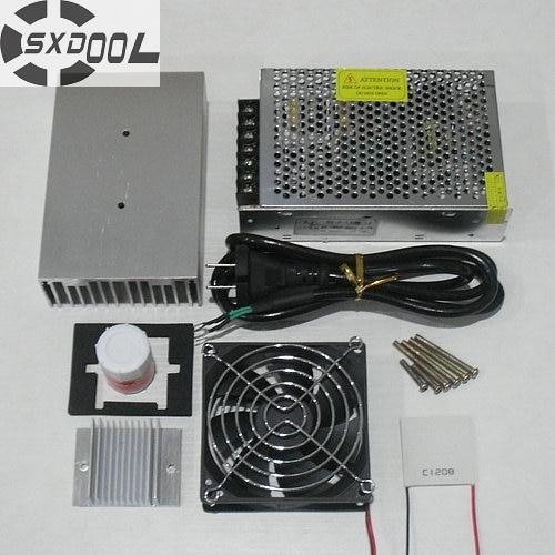40 x 40 mm TEC1-12705 Dissipateur de chaleur Thermoelectric Cooler Cooling Peltier Plate Module
