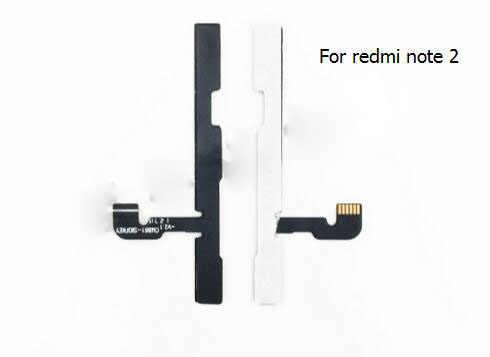 Новый Мощность на кнопку выключения Объем Сторона ключ Flex лента для Xiaomi Redmi 3 3 s 4 pro 4X 4A примечание 2 Note3 Note 4 4X6 5A 5S