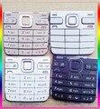 Negro / blanco / gris / de oro de nueva Original principal menú teclados teclados botones caso de la cubierta para Nokia E52 envío gratis