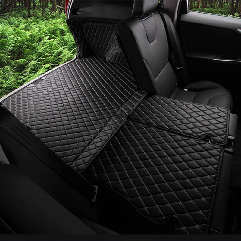 Automobiles & Motorcycles Interior Accessories 3d Car Floor Mat For Volvo Xc90 Xc 90 2002-2019 I Ii Leather Auto Floor Mats Waterproof Custom Car Floor Mat Protector Car Clean