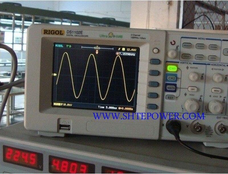 Dc12в к ac220в чистая синусоида 1 кВт Солнечный вне сети инвертор