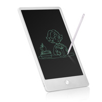 NEWYES 9 Inch LCD Writing Pad Digital Drawing Handwriting Tablet Portable Electronic Toys Doodle Pad White