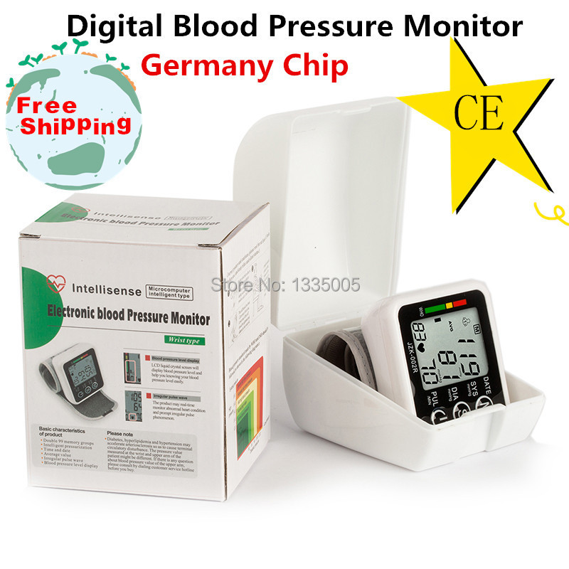 2015 New Health Care Germany Chip Automatic Wrist ...