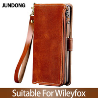 For Wileyfox Spakr X Swift 2 2X Plus Storm Case Multifunction Wallet Phone Bag High quality Purse