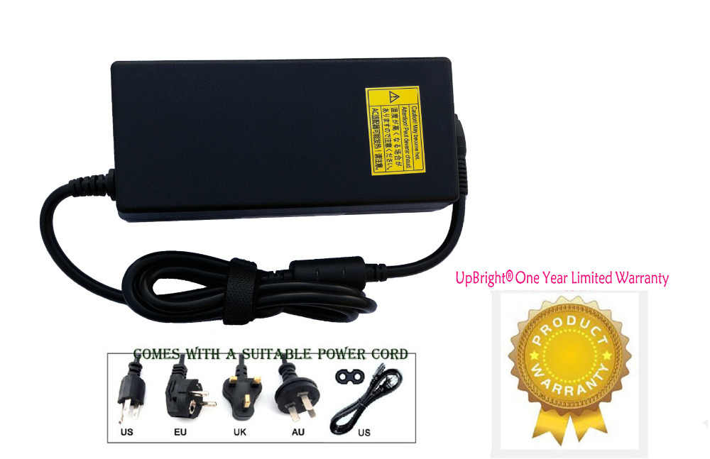 AC Adapter Works with Model MANGO100-19B Inogen Catalog# BA-301 DC Power Supply Charger