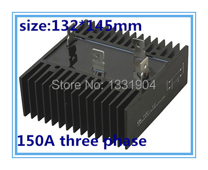 free shipping  New single Phase Diode Bridge Rectifier SQL150A 1000V modules hot selling brand new authentic mds100f 24 ling 100a 2400v made four three phase rectifier diode modules