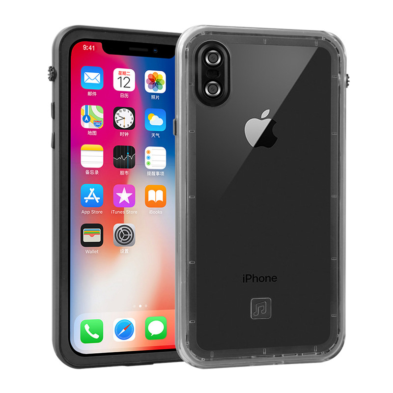 for iPhone X waterproof case (12)