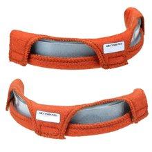 KIWARM 2 pcs Cabeça Chapéu de Algodão SweatBand Sweatband Capacete de Soldagem Substituição Bandas Suor 25x9 cm