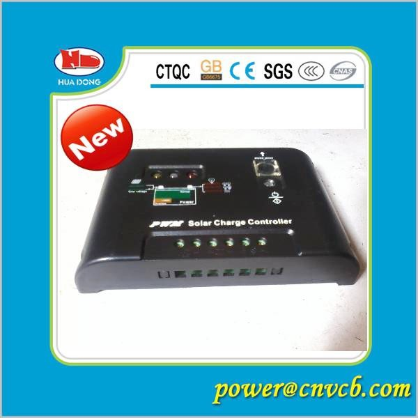 Free Shipping! HOT!  20A 12V/24V Auto PWM Solar Controller for Solar System, Solar Street Lamp System