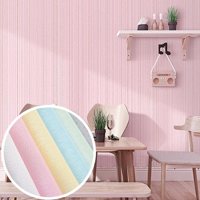 60cmX3m Modern Solid självhäftande Wallpaper Roll För vardagsrum - Heminredning - Foto 5