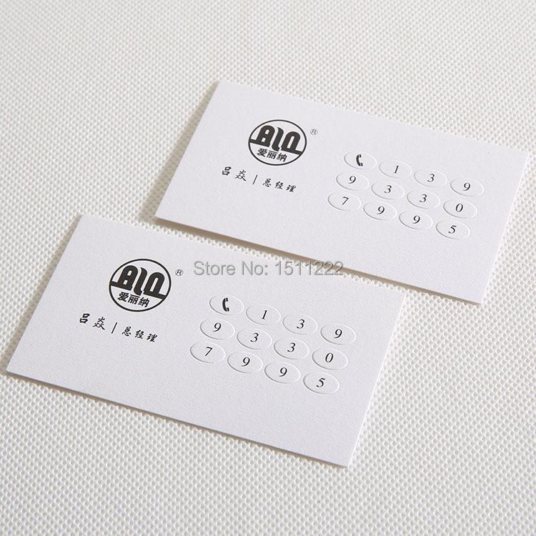Us 48 0 Kundenspezifische Visitenkarten Geprägten Karten Farbe Rand Besuchen Dicke Karte 400g In Kundenspezifische Visitenkarten Geprägten Karten