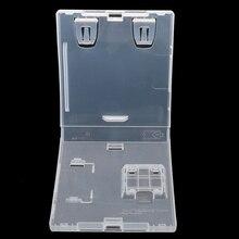 การ์ดเกมพลาสติกเปลือกป้องกันกล่องสำหรับ N DS Lite สำหรับ N D SI การ์ดเก็บ case shell