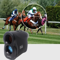 Telescope Laser Rangefinders Distance Meter 6X 600M 900M 1200M Monocular Hunting Golf Laser Range Finder Fog Speed Monitor
