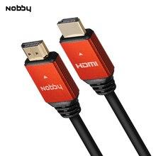 Кабель Nobby NBС-HC-10-01 HDMI-HDMI v2.0