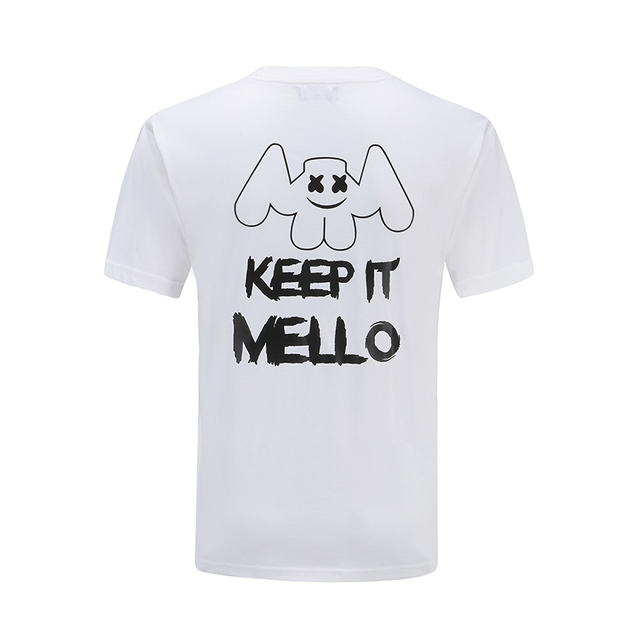 keep it mello unisex marshmello t shirts men marshmello dj love