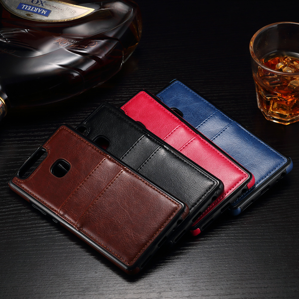 For Huawei P9 flip case painted wallet leather cover For Huawei P9 P9 Dual SIM EVA-L19 mobile phone Case Coque Funda