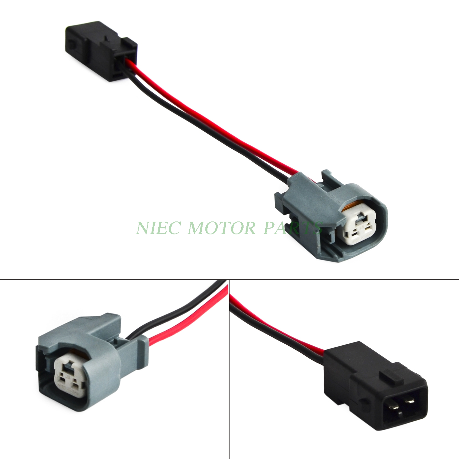 Engine Fuel Injector Wire Harness Connectors Adapter For 8 Ls1 Ls6 Lt1 Ev1 Engine With Ls2  Ls3