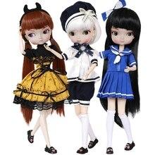 35 см 1/6 Bjd Sd Bbgirl куклы игрушечные лошадки высокое качество набор кукол Diy кукла куклы-игрушки для девочек Подарки на день рождения для детей