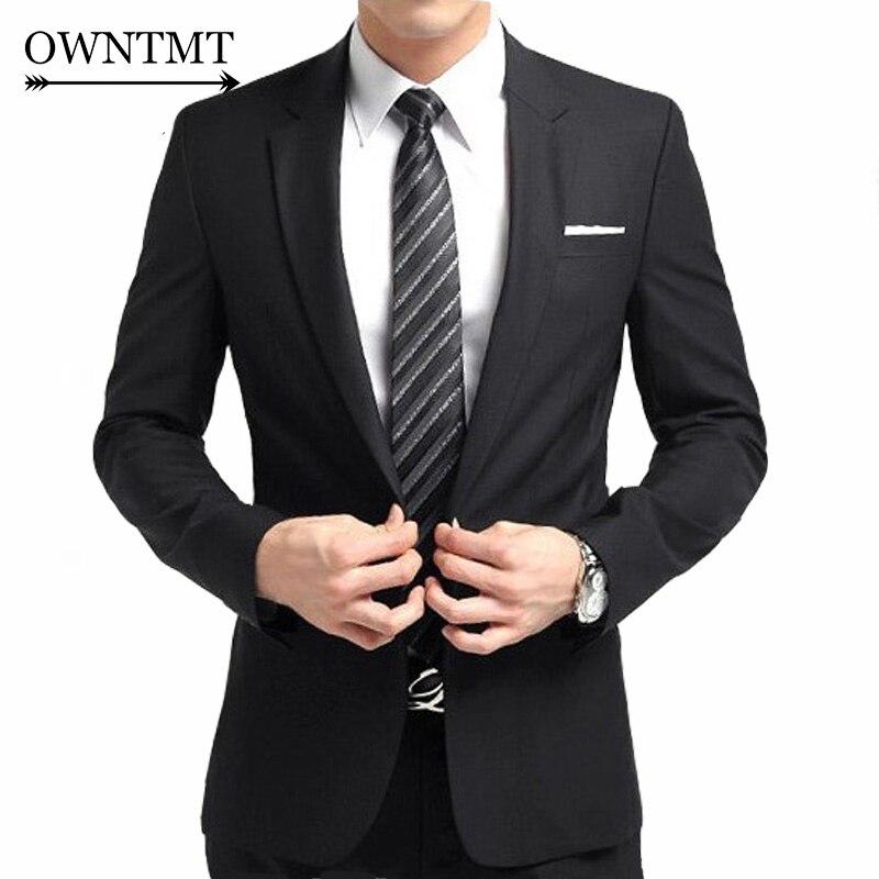 Men Fashion Suit Blazer
