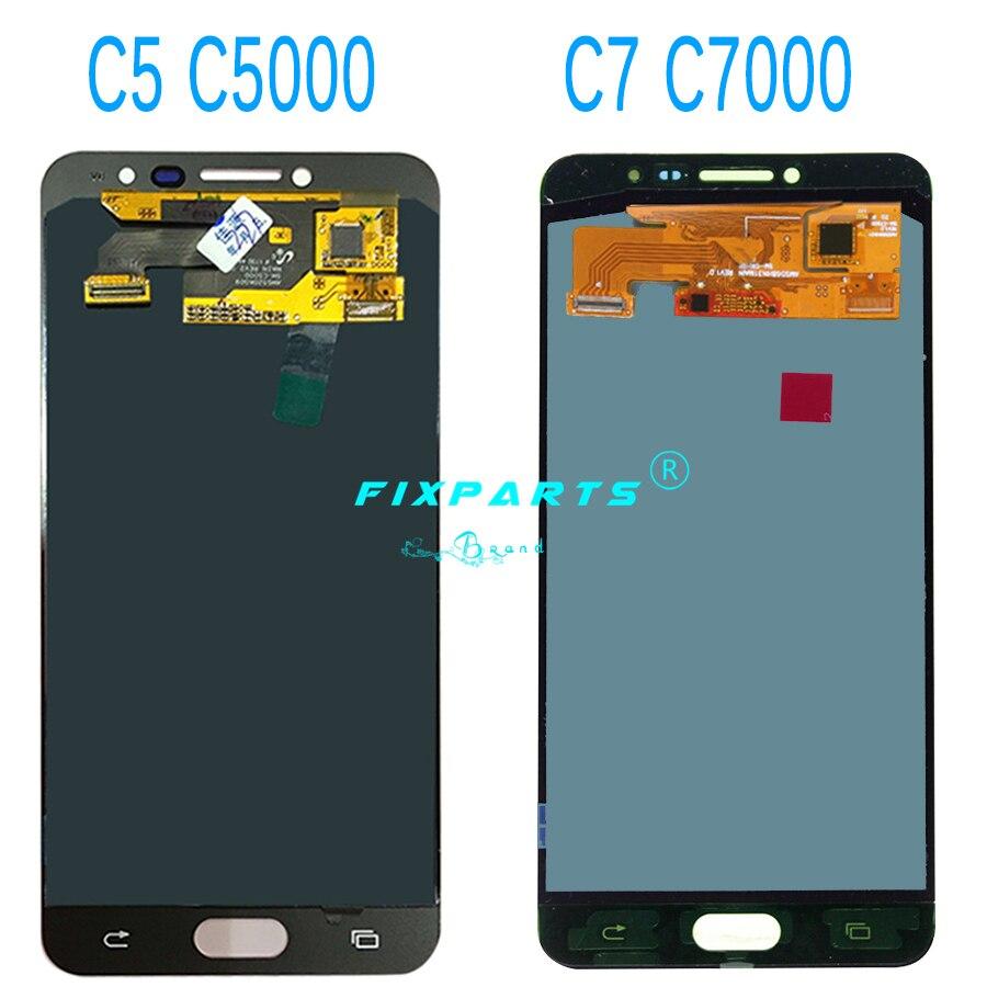 Samsung Galaxy C5 C5000 C7 C7000 LCD Display