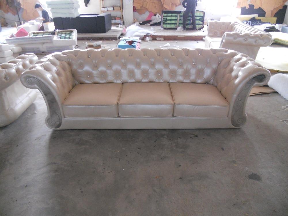 JIXINGE Kiváló minőségű klasszikus kanapéval, klasszikus - Bútorok - Fénykép 4