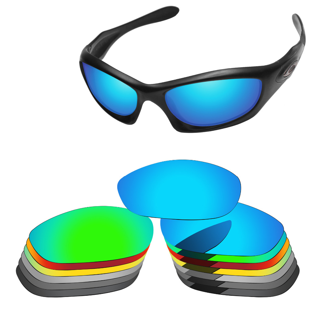 PapaViva POLARIZED Replacement Lens for Authentic Monster Dog Sunglasses 100% Perlindungan UVA & UVB - Pelbagai Pilihan