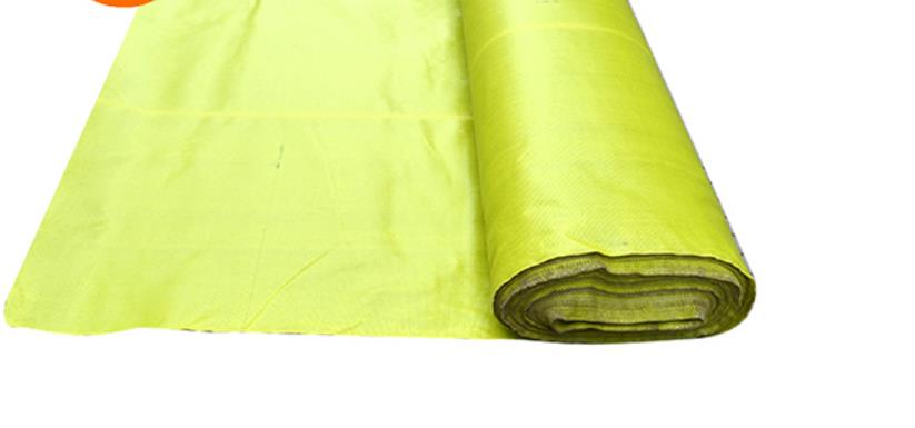 Yellow Colour Fiberglass Cloth, Fire Retardant Fabric Material, High Temperature Insulation Tarpaulin.fireproof Cover