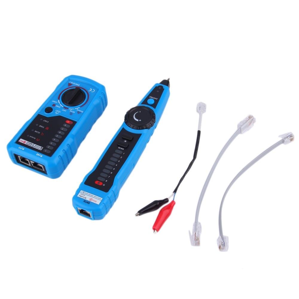 1 Pcs Bside Fwt11 Handheld Multi Functional Rj45 Rj11 Network Wire Bsi Microphone Wiring Diagram Tracker Tester Worldwide Store In Multimeters From Tools On Alibaba