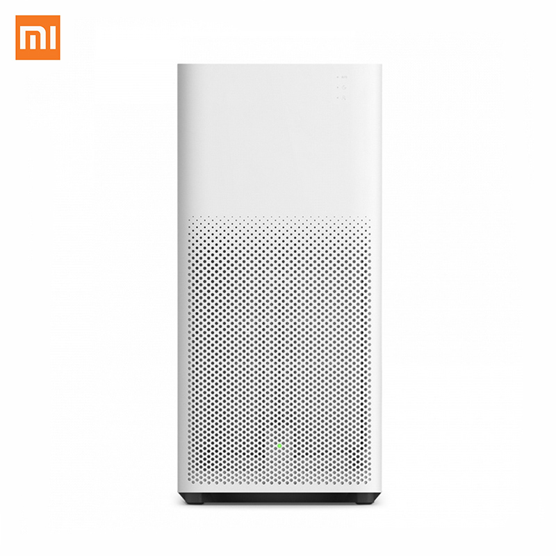 Xiaomi Air Purifier 2 Intelligent Wireless Smartphone Control Smoke Dust Peculiar Smell Cleaner Household Appliances air air twentyears 2 lp