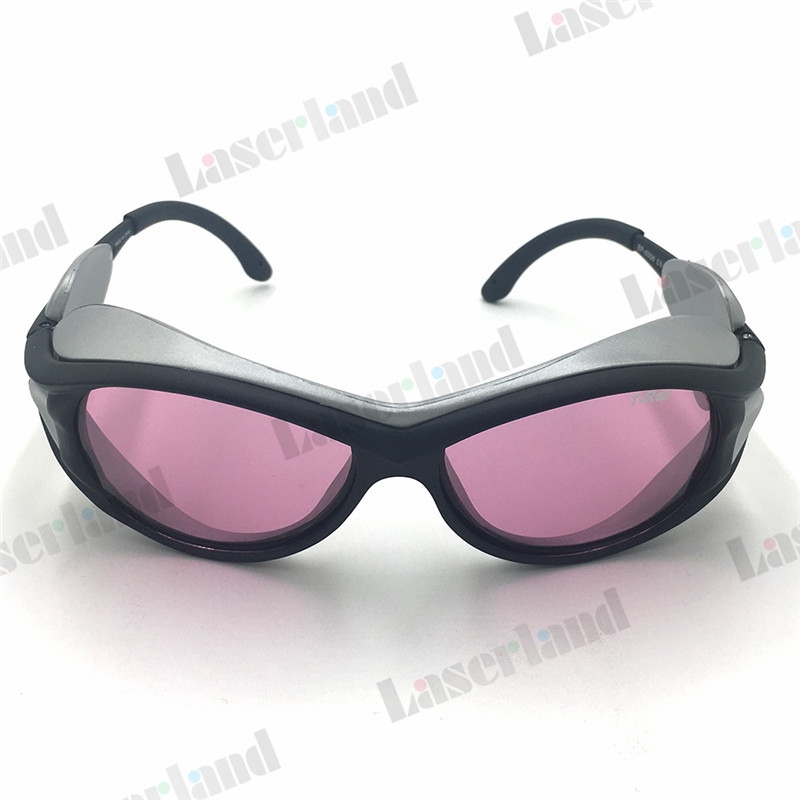 PB-808 Laser Protection Goggles/Glasses for 808nm 810nm IR Infrared Lazer yp 808