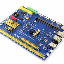 Waveshare Compute Module IO Board Plus,Composite Breakout Board for Developing with Raspberry Pi CM3 / CM3L / CM3+ / CM3+L