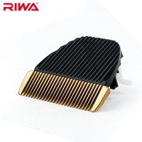 Riwa K5 Hair Clipper Original Packaging Blade Titanium Ceramic Replaceable Head