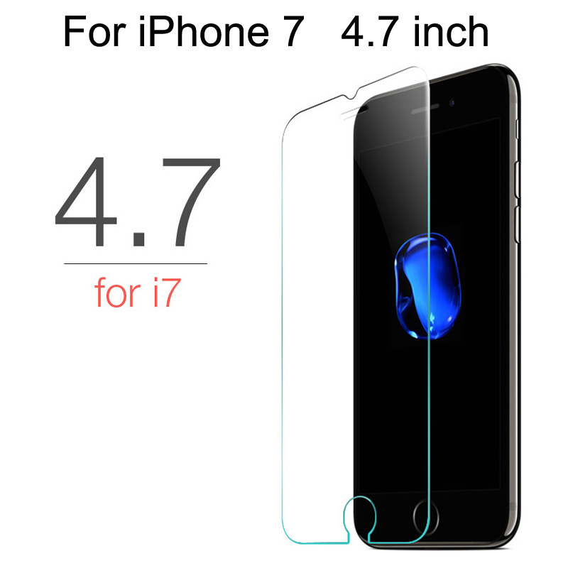 10Pcs Tempered Glass For iPhone X XS MAX XR 4 4s 5 5s SE 5c Screen Protective Film For iPhone 6 6s 7 8 Plus X 11 Glass Protector
