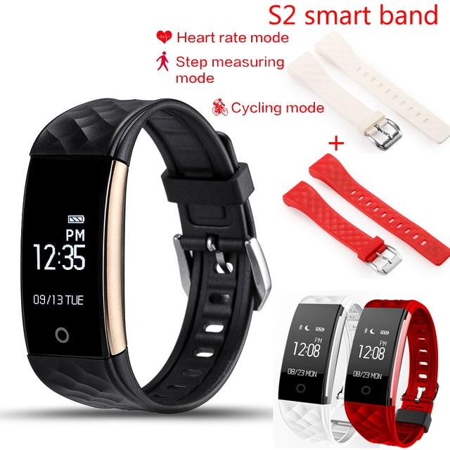 2018 SportID Smart Bracelet Watch Men Heart Rate Monitor Pulse Meter Waterproof